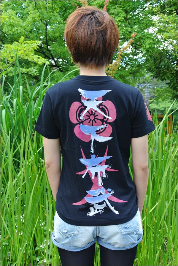 戦国武将Tシャツ【天下布武】
