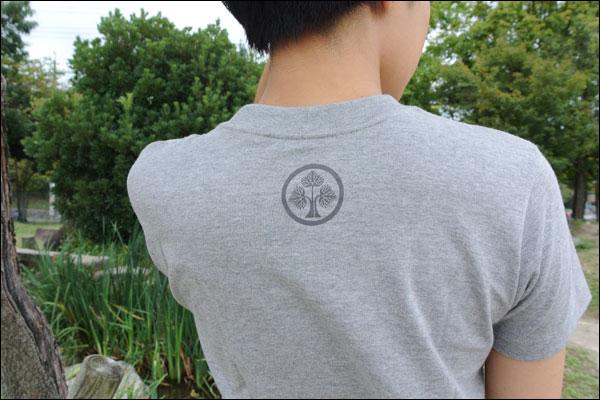 戦国武将Tシャツ【本多忠勝】