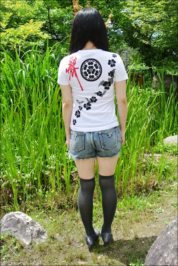 戦国武将Tシャツ【長宗我部元親】