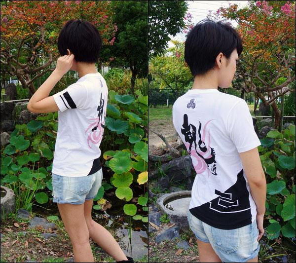戦国武将Tシャツ【島左近】