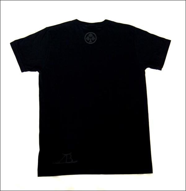 戦国武将Tシャツ【本田忠勝】