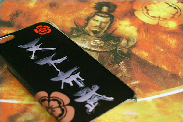戦国iphone6ケース【織田信長】