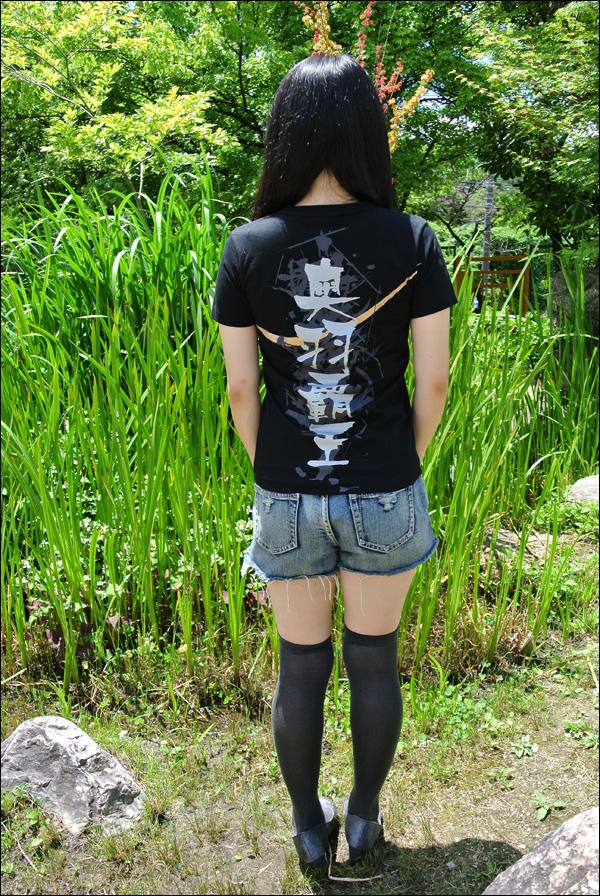 戦国武将Tシャツ【伊達政宗】