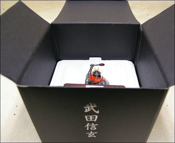 戦国フィギュア【武田信玄】