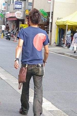 和柄オリジナルデザイン戦国tシャツ 文武兼備の智将 直江兼続