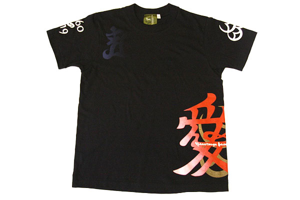 戦国武将Tシャツ【天地人・直江兼続】