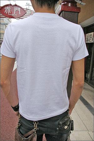 和柄オリジナルデザインTシャツ【椿】